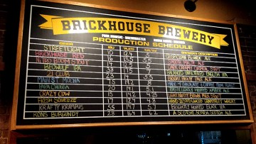 BrickHouse New Brewer Looking at Next Twenty Years