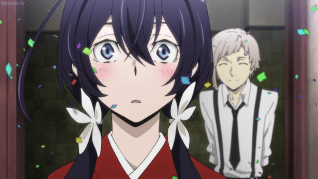 Bungo Stray Dogs Review