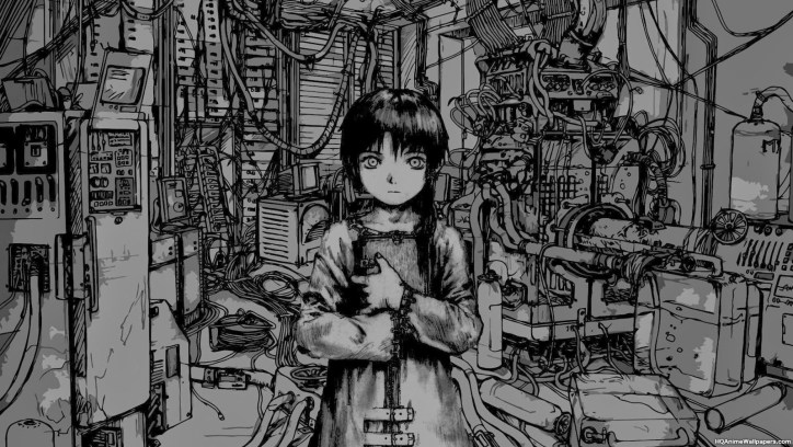 Serial Experiments Lain Review