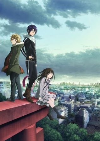 Noragami season 1 anime review