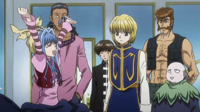Image result for hunter x hunter Neon Nostrade