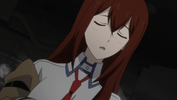 Steins;Gate 0 Ep 8 anime review Kurisu