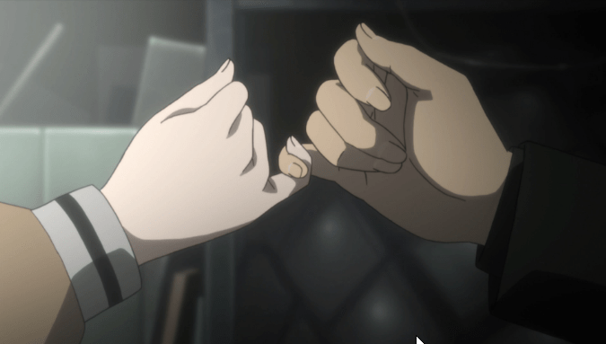 Steins;Gate 0 Ep 8 anime review