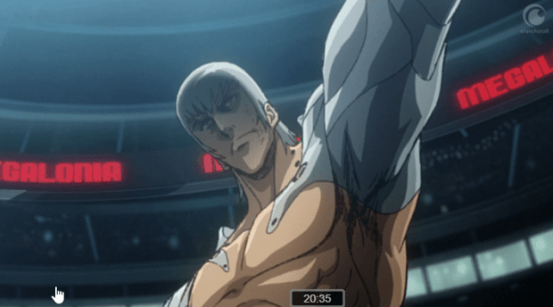 Megalo Box Episode 10 anime review Yuri