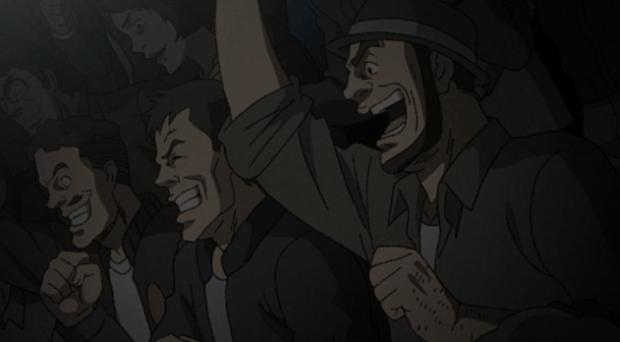Megalo box anime episode 11