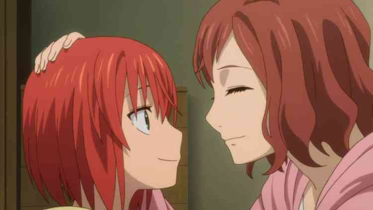 Ancient Magus Bride anime Mother