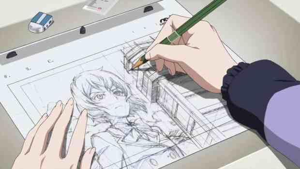 anime drawing anime