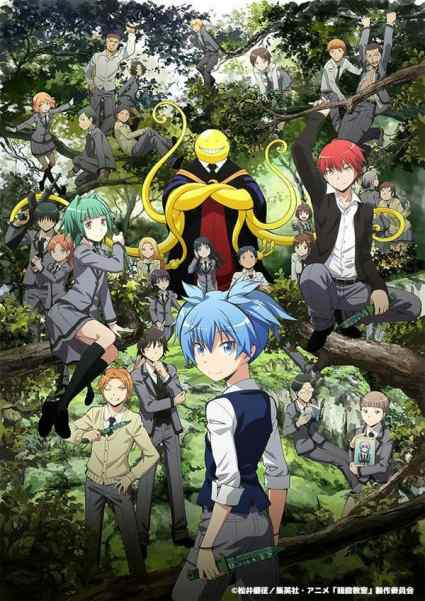 assassination-classroom-s2-key-visual