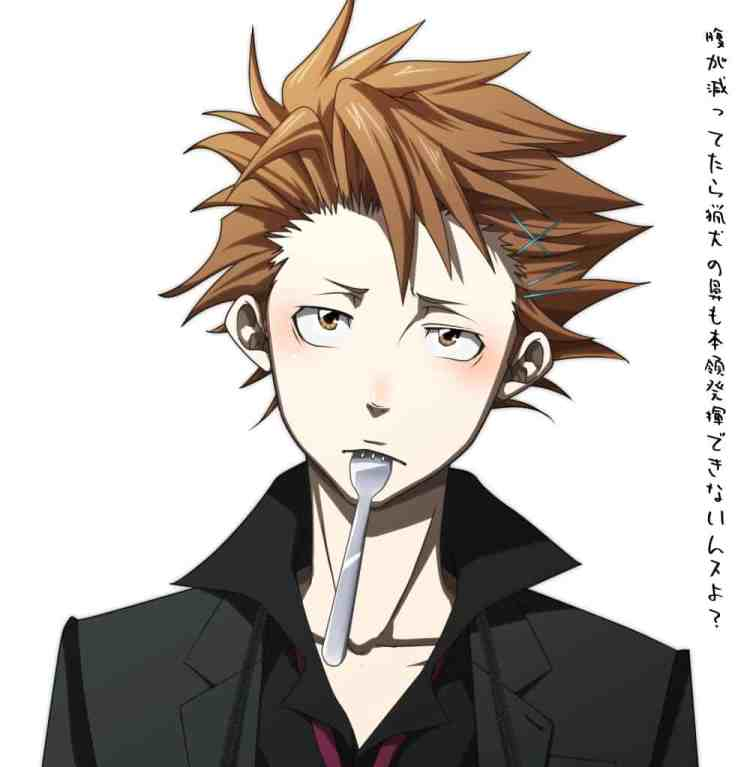 Kagari.Shuusei Psycho Pass anime