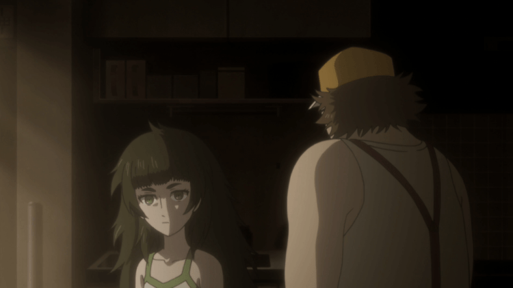 Steins:Gate 0 ep 18 anime review
