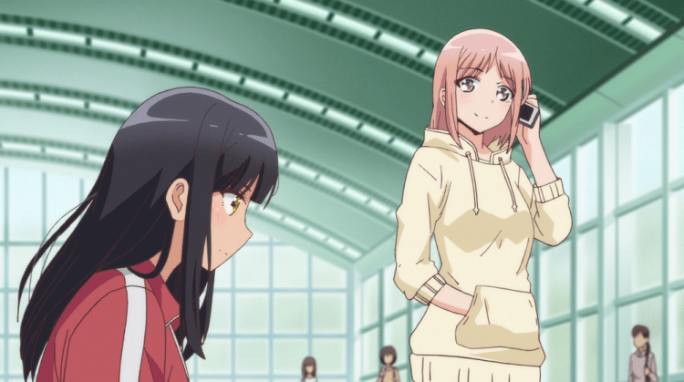 Harukana Recieve episode 8 anime review