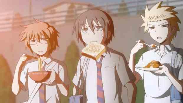 High School Boys anime