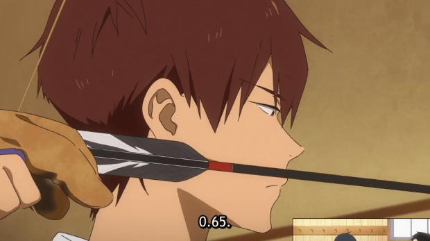 Tsurune episode 3