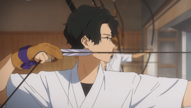 Tsurune Episode 8