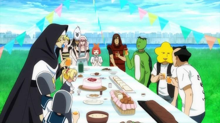 Arakawa party
