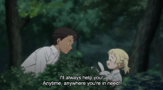 Promised Neverland ep 1 (8)