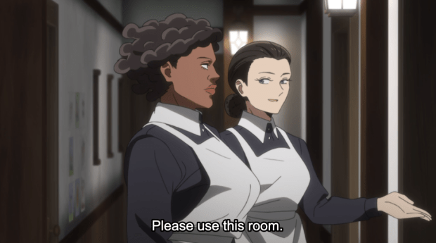 The promised neverland episode 3 (1)