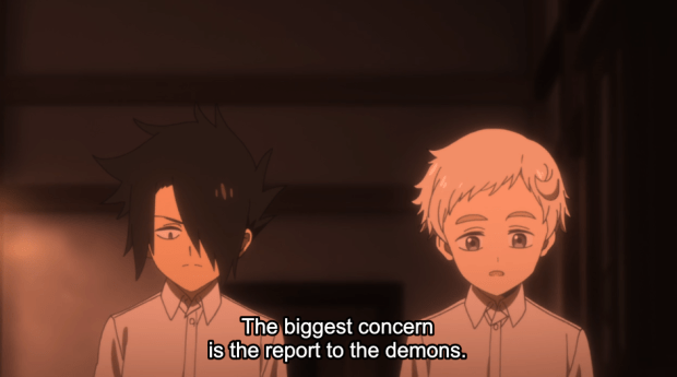 The promised neverland episode 3 (10)