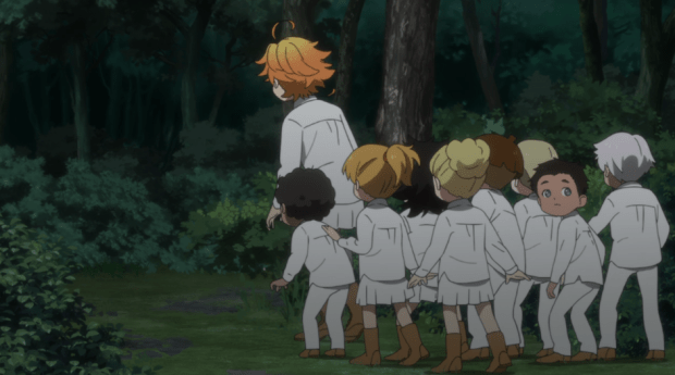 The promised neverland episode 3 (31)