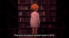 The promised neverland episode 3 (4)