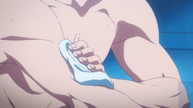 Tsurune episode 11 (1)