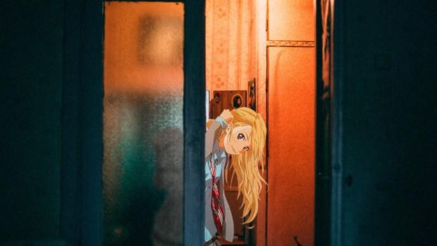 anime cute girl