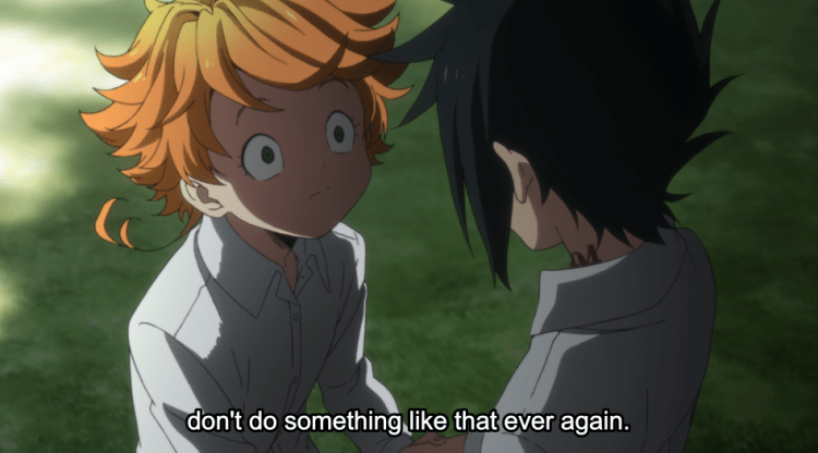 The Promised Neverland Episode 5 (28)