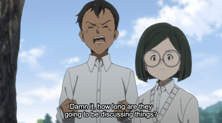 The Promised Neverland Episode 5 (29)
