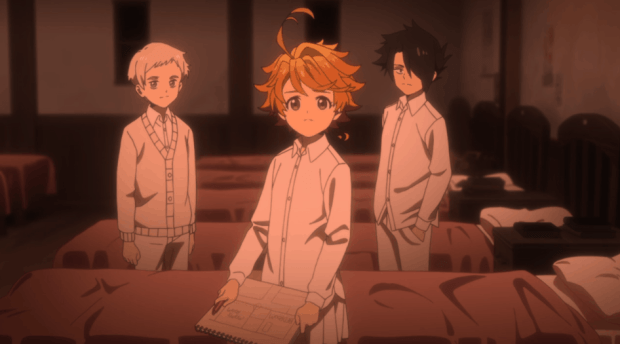 The Promised Neverland Episode 5 (33)