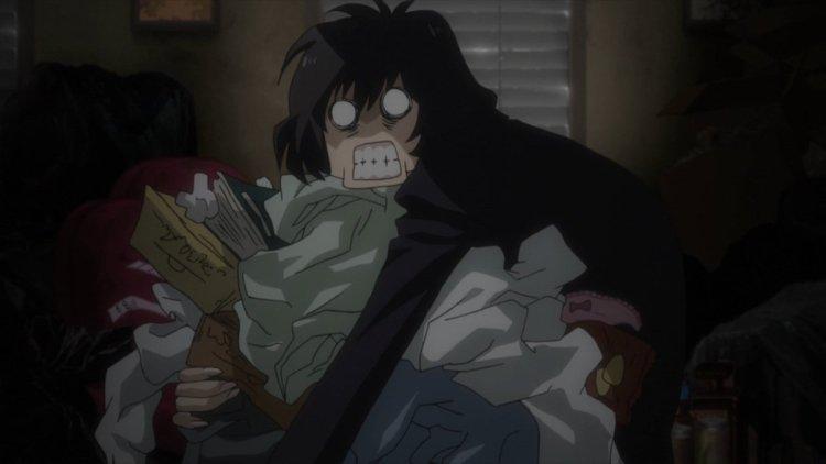 anime garbage