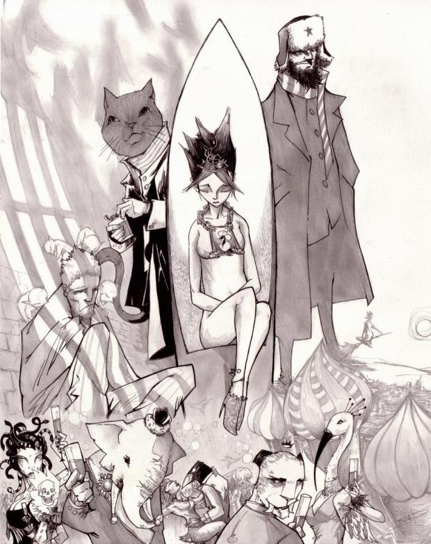 master and margarita anime