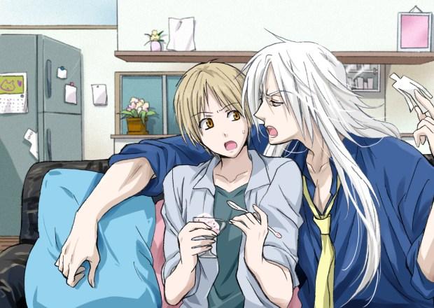 Natsume and Madara