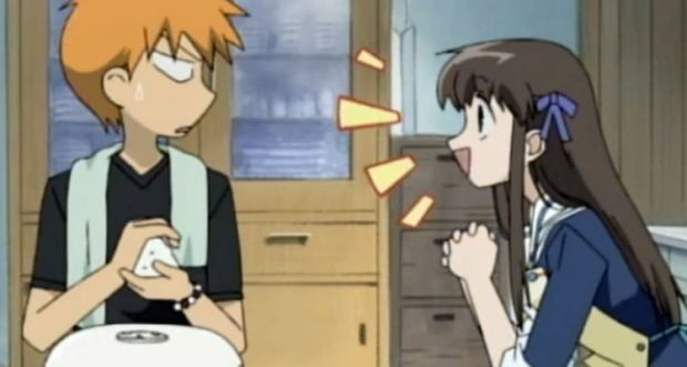 fruits basket onigiri