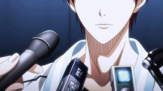 anime interview