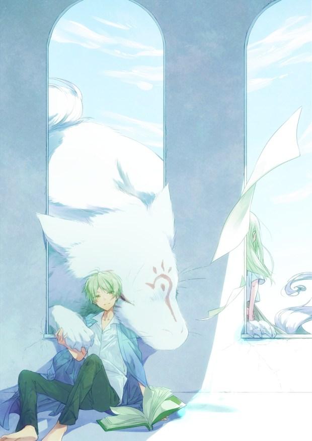 Natsume.Yuujinchou. and madara