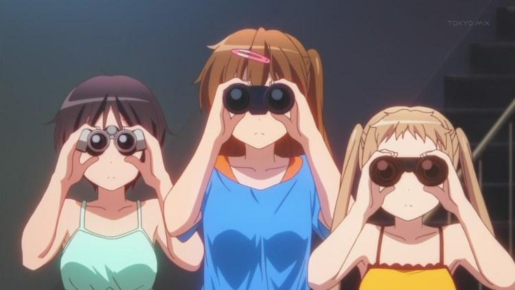 anime binoculars