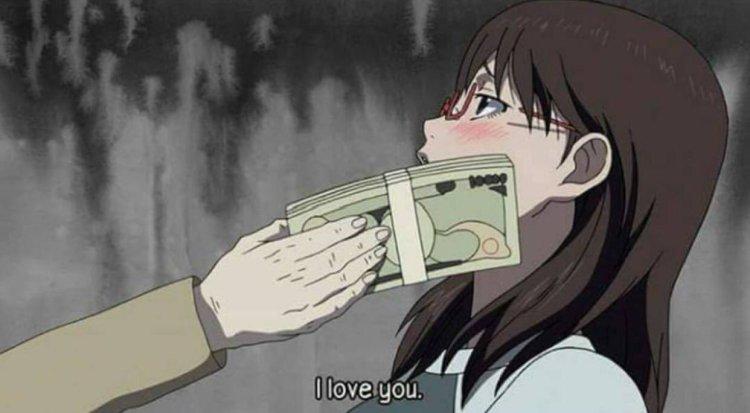 anime money