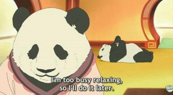 polar bear anime