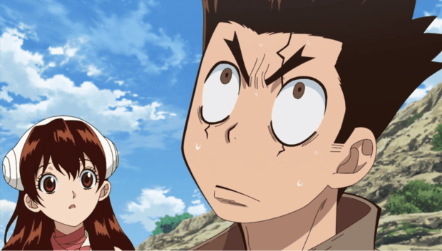 Dr Stone ep4 - 1 (6)