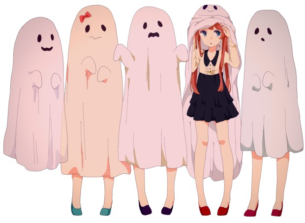 Kise. Sheet Ghost