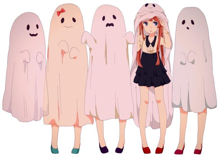 Kise. Sheet Ghost