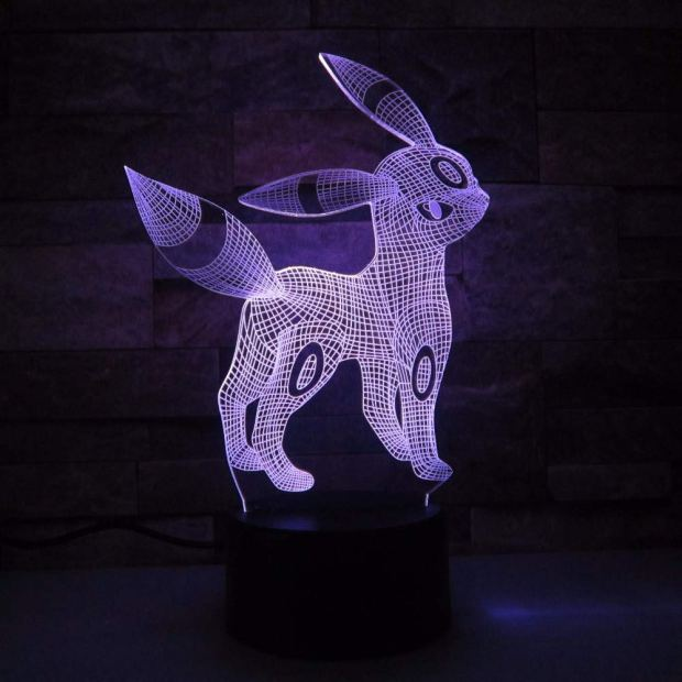 anime night light