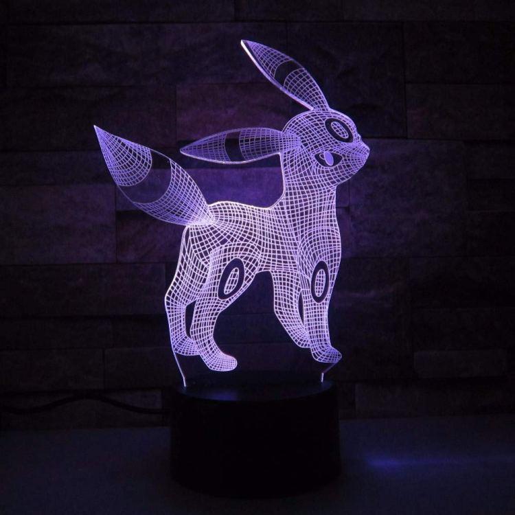 anime night light