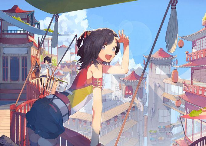anime exploration