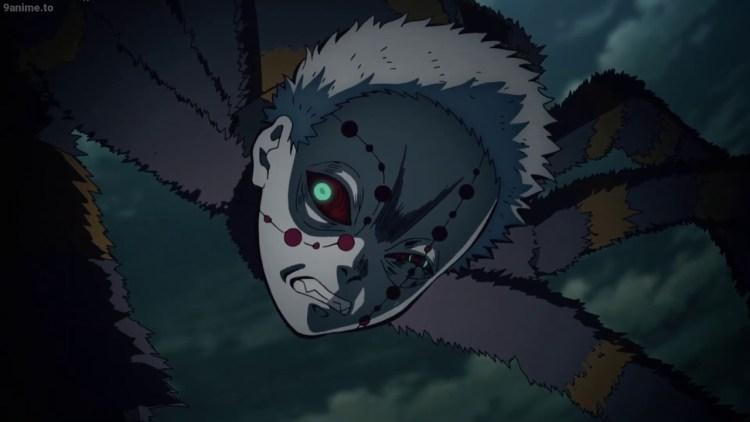 demonslayer older borther spider