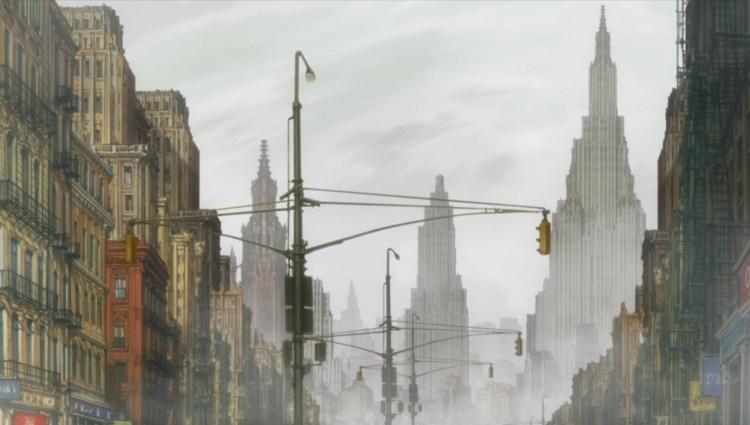 Blood Blockade Battlefront and Beyond ep3-6 (3)