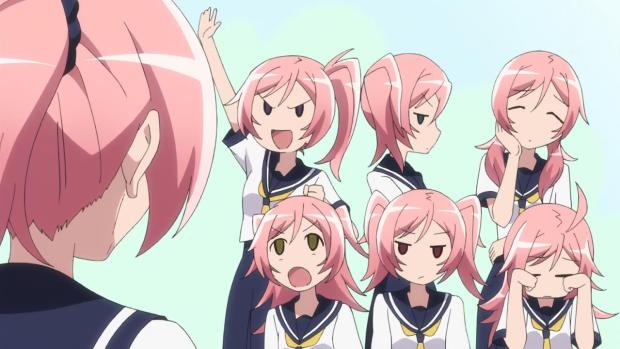 anime clones