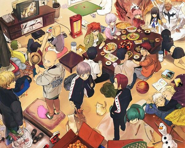 anime party