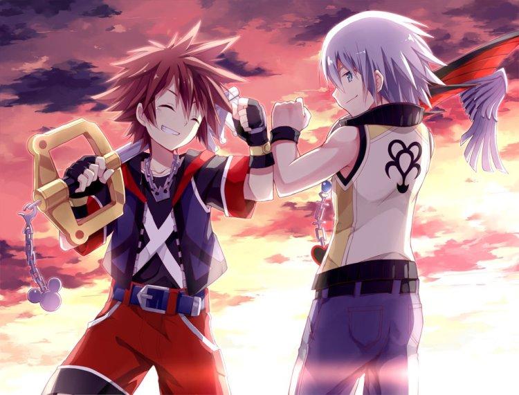 Kingdom Hearts cute