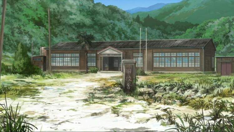 Assassination Classroom school